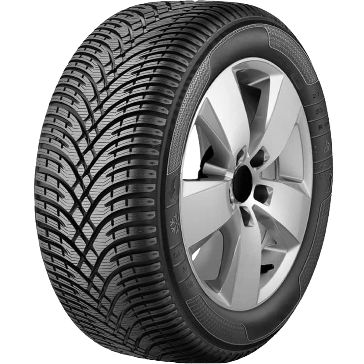 Ziemas riepas BF GOODRICH G-FORCE WINTER2 245/45 R18 100V ziemas-bf-goodrich-g-force-winter2-245-45-r18-100v-965179305487