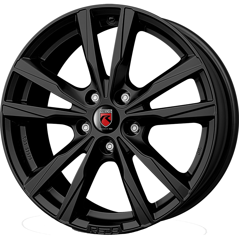 Lietie diski MOMO REDS K2 HD MATT BLACK R16 momo-r16-312940886305