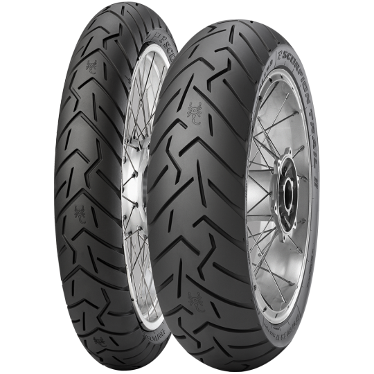 PIRELLI moto SCORPION TRAIL II 120/70ZR17 58W